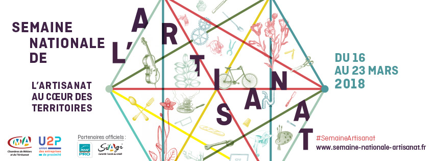 Semaine Nationale de l'Artisanat 2018