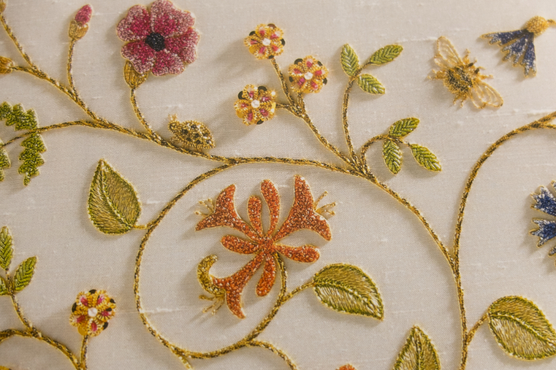 Books about gold embroidery