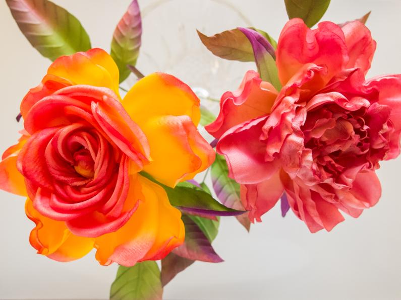 Un patron = Deux roses