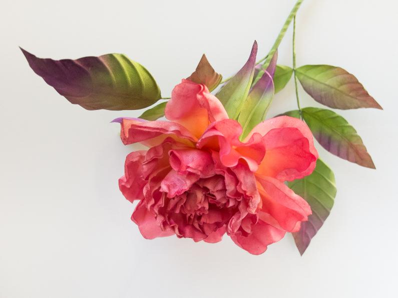 fleurs en soie artificielles