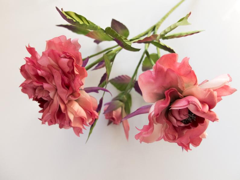 luxury silk flowers
