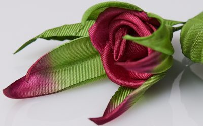 Nouvelles broches Bouton de Rose