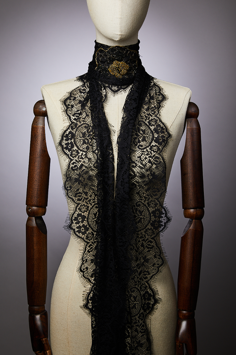 Cassiopeia multifunction scarf,